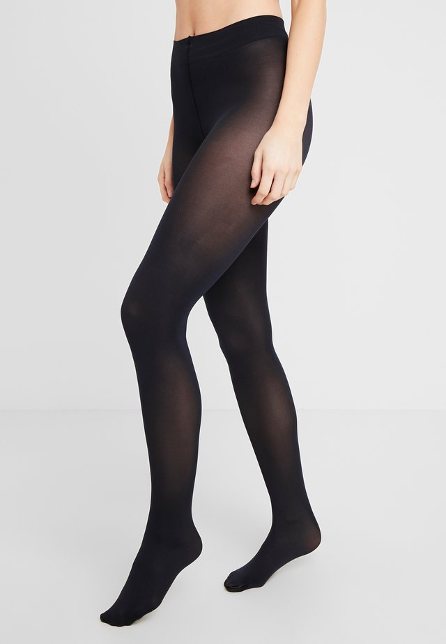 SEIDENGLATT - Tights - marine