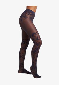 Falke - SUBLIME - Tights - midnight - 1