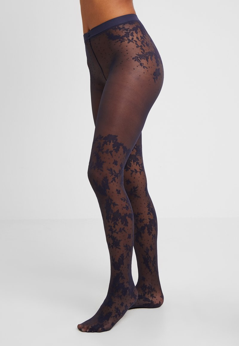 Falke - SUBLIME - Tights - midnight