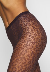 Falke - CELEBRATION - Leggingsit - violetonyx