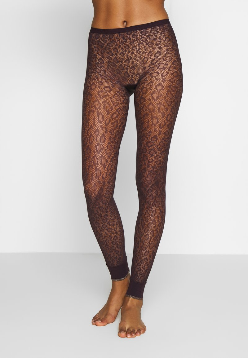Falke - CELEBRATION - Leggings - Stockings - violetonyx