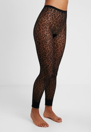 CELEBRATION - Leggings - black