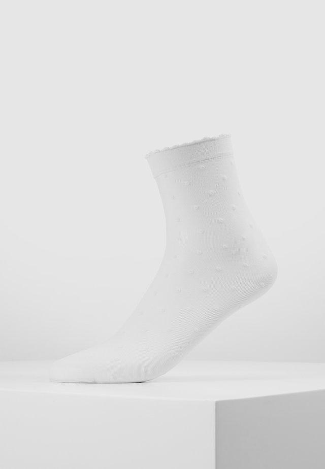 Ponožky - pastelblue