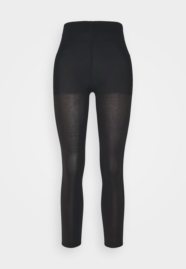 TARNISH - Leggings - Stockings - black
