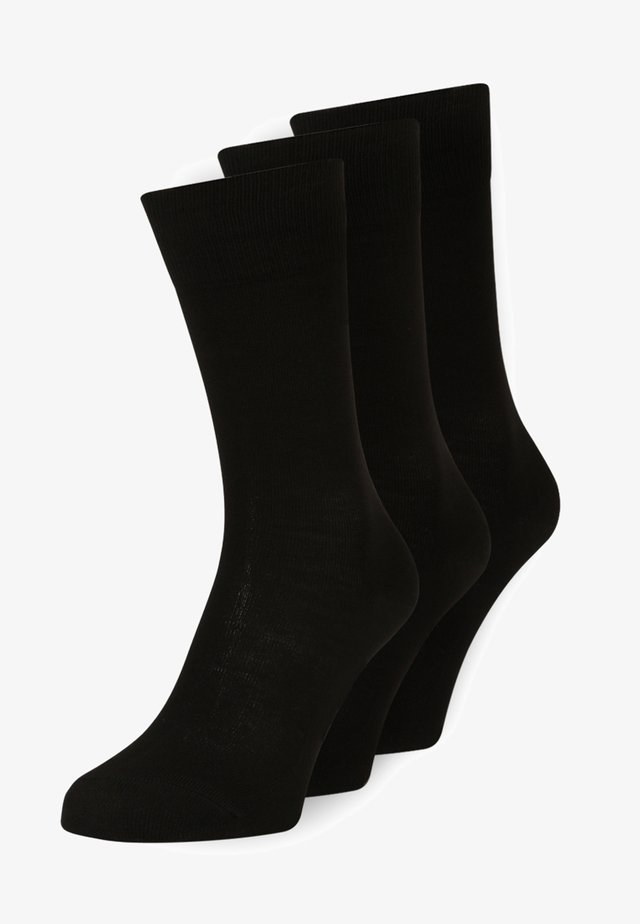 FAMILY 3 PACK - Socks - schwarz