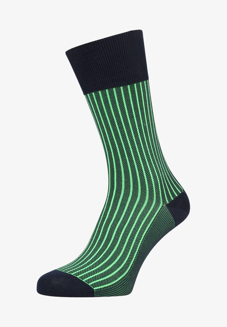 Falke - OXFORD STRIPE - Socken - marine