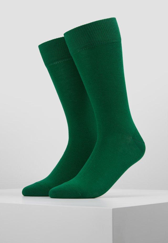 Happy 2-Pack Socks - Strumpor - golf
