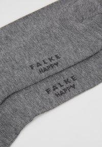 Falke - 2 PACK - Socks - light grey melange - 2