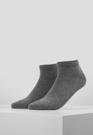 2 PACK - Chaussettes - light grey melange