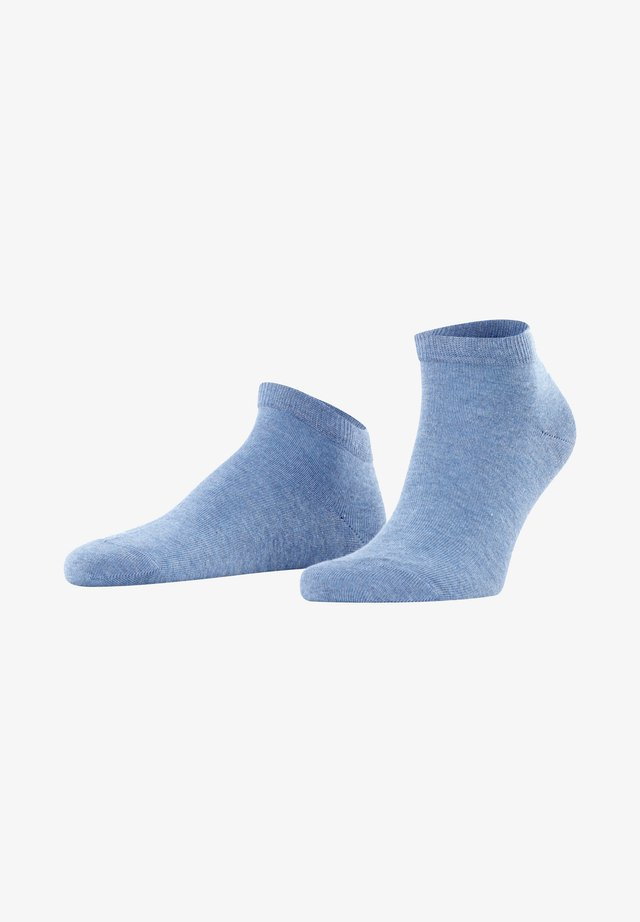 Happy 2-Pack Sneakersocks - Socks - light denim