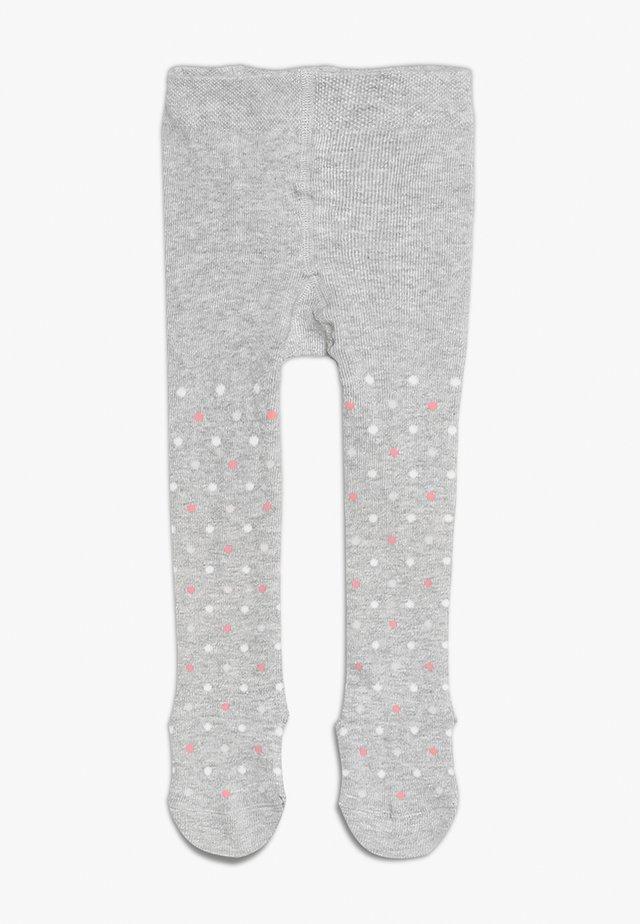 LITTLE DOT BABY - Strømpebukser - stormy grey
