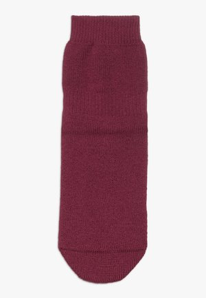 CATSPADS - Ponožky - red plum