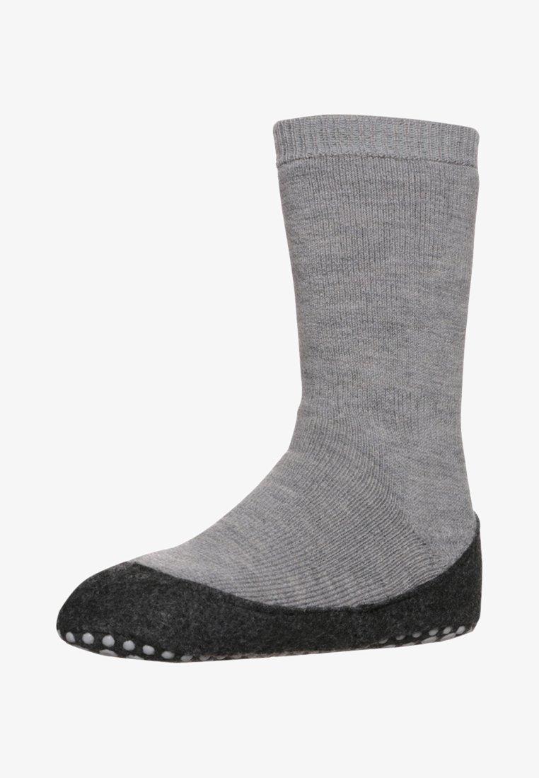 Falke - COSYSHOES - Strømper - light grey