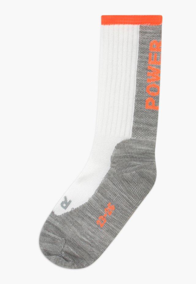 ACTIVE POWER - Socks - white