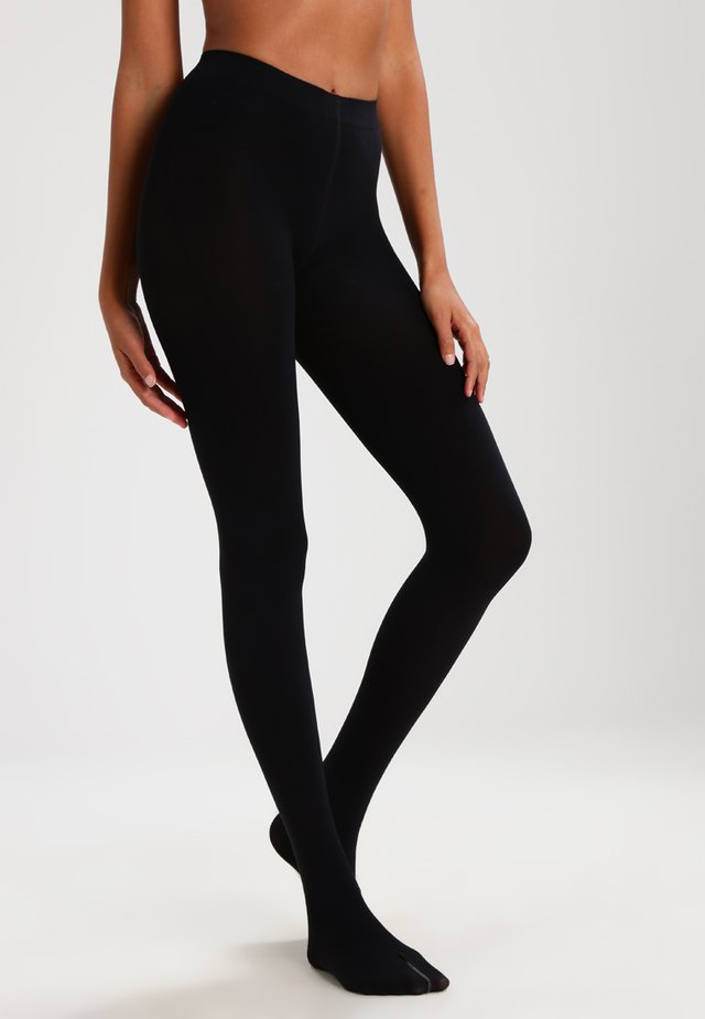 PURE MATT 100 DEN TIGHTS - Sukkahousut - black
