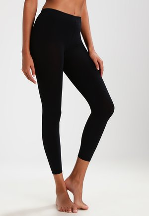PURE MATT 100 LEGGINGS - Legíny - black