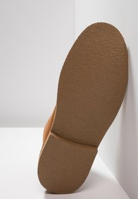 Farah - LOZZA - Volnočasové šněrovací boty - tan - 4