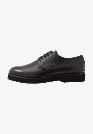 RALPH - Šněrovací boty - black