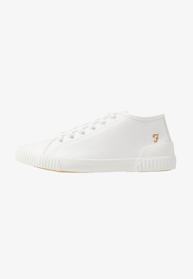 BASS - Höga sneakers - white