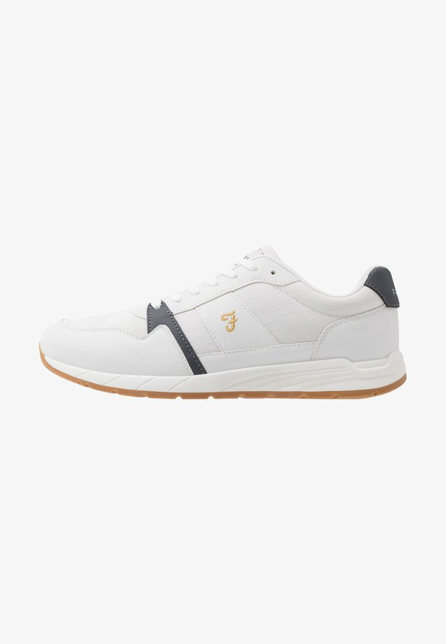 ADMIRAL - Trainers - white