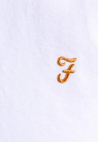 Farah - BREWER SLIM FIT - Camicia - white - 3