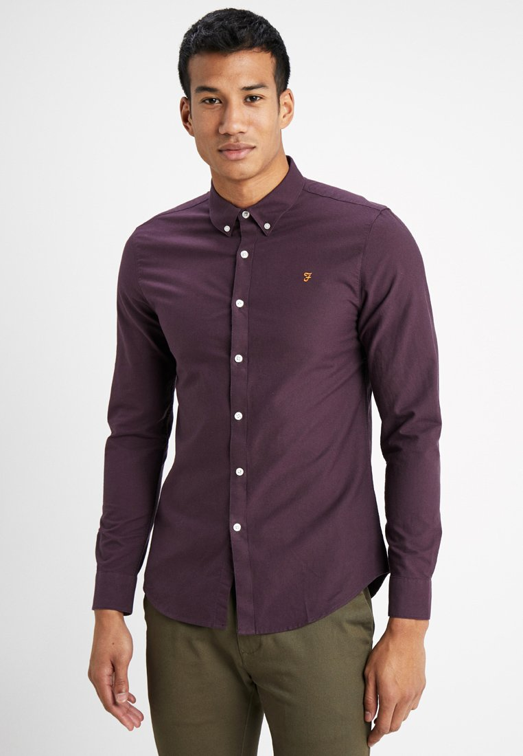 Farah - BREWER SLIM FIT - Shirt - fig
