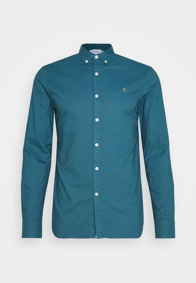 BREWER - Košile - blue