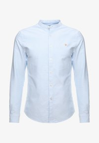 Farah - BREWER GRANDAD - Shirt - blue - 4