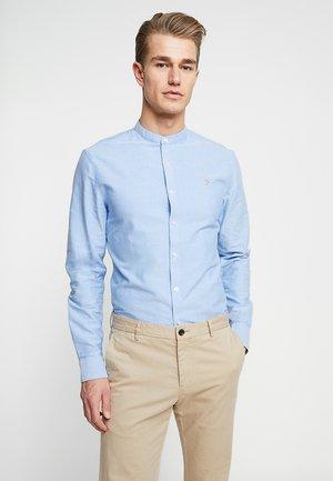 BREWER GRANDAD - Shirt - mid blue