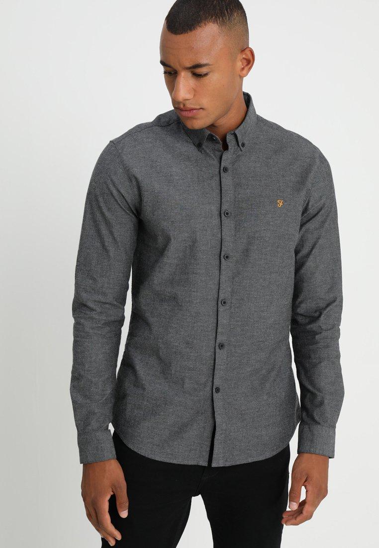 Farah - STEEN  - Shirt - chain grey