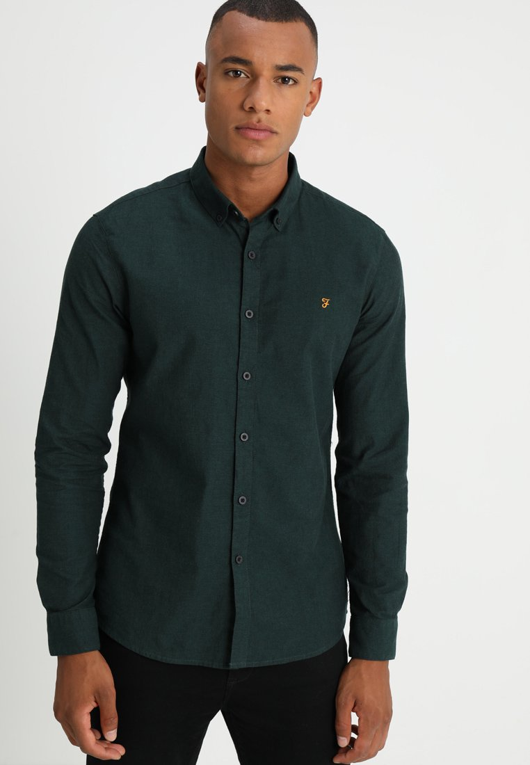 Farah - STEEN  - Shirt - woodland pine