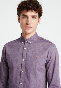 Farah - STEEN  - Overhemd - raisin - 4