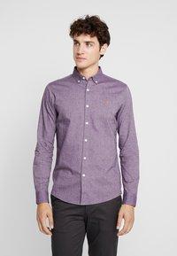 Farah - STEEN  - Overhemd - raisin - 0