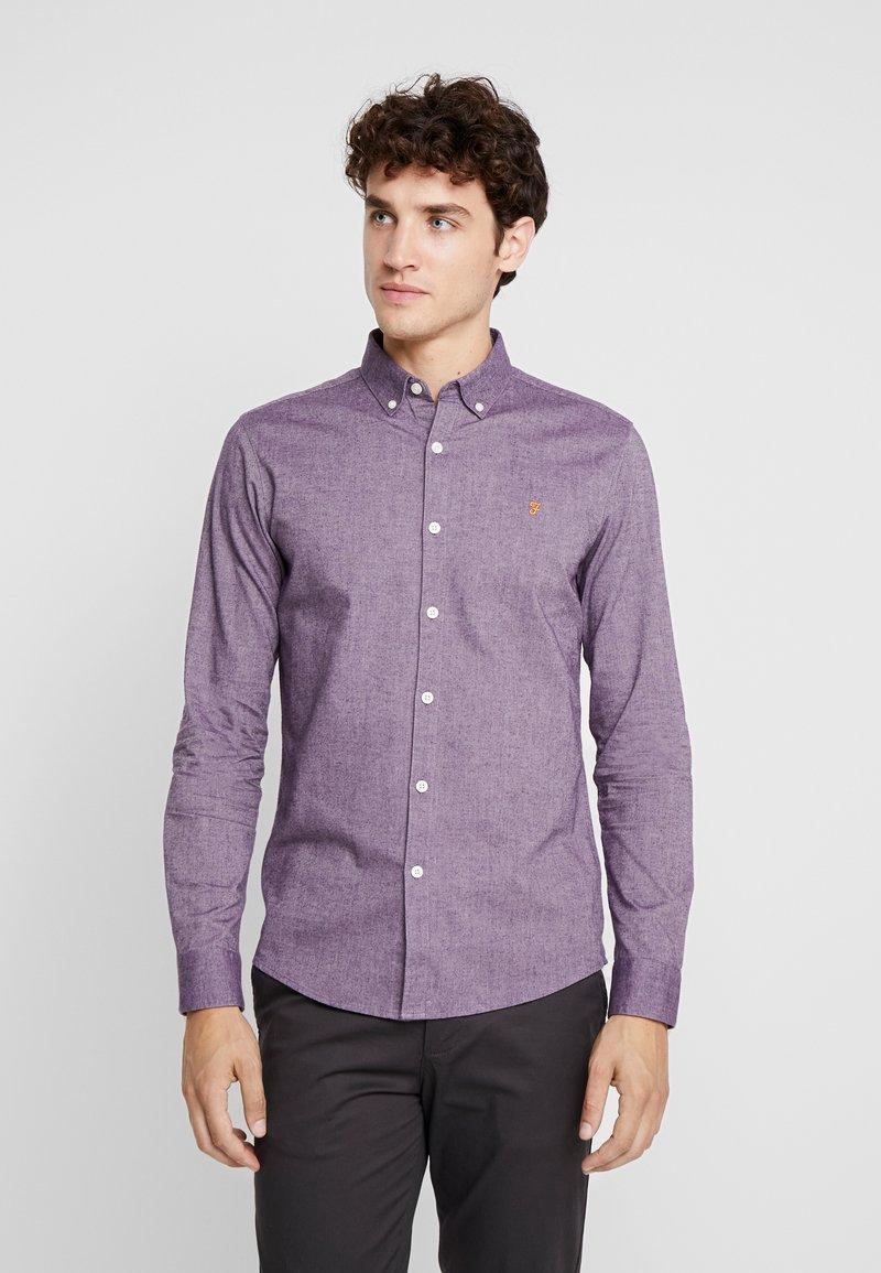 Farah - STEEN  - Overhemd - raisin