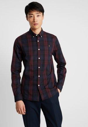 NEW BREWER CHECK - Skjorte - red