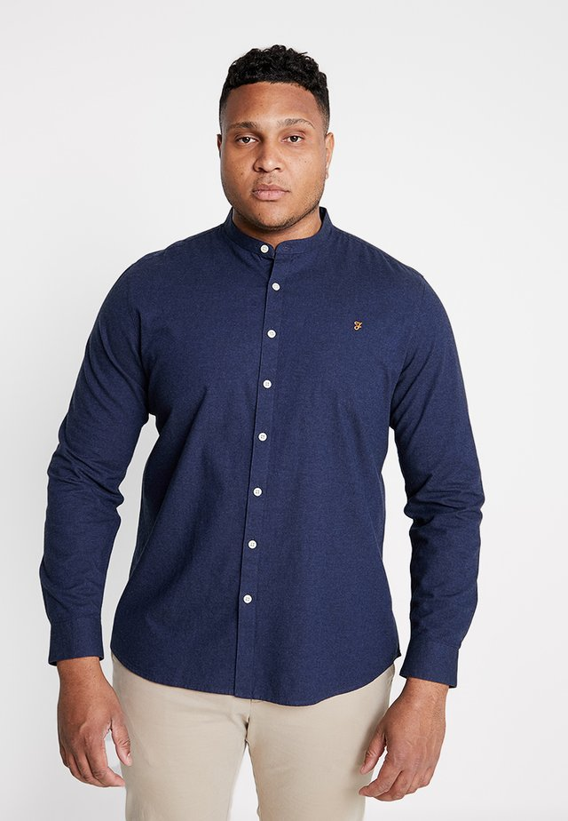 STEEN GRANDAD - Shirt - true navy