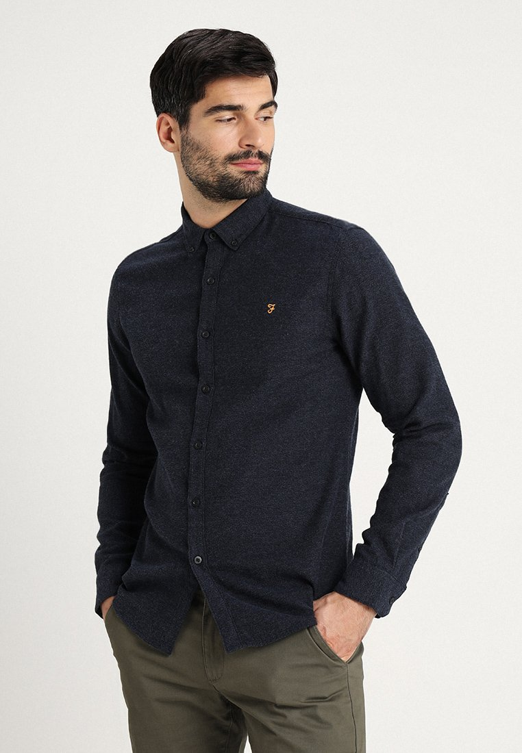 Farah - KREO - Hemd - true navy