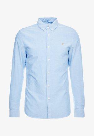 BREWER SLIM FIT - Košile - mid blue