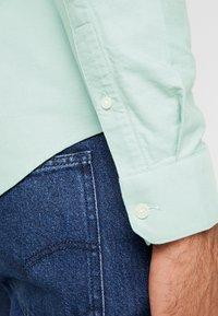 Farah - BREWER SLIM FIT - Overhemd - green mist - 3
