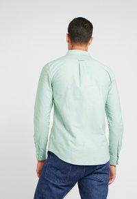 Farah - BREWER SLIM FIT - Overhemd - green mist - 2