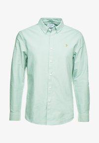 Farah - BREWER SLIM FIT - Overhemd - green mist - 4