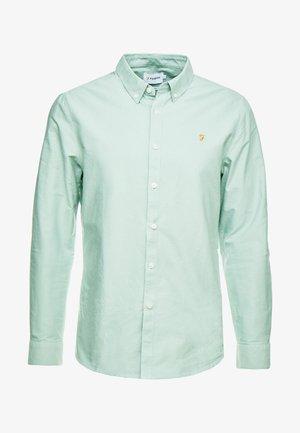 BREWER SLIM FIT - Overhemd - green mist