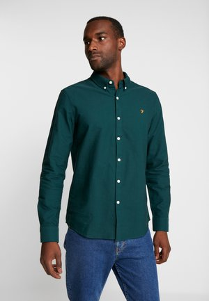 BREWER SLIM FIT - Chemise - bright emerald
