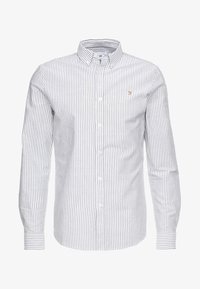 Farah - BREWER STRIPE SLIM FIT - Camicia - true navy - 3