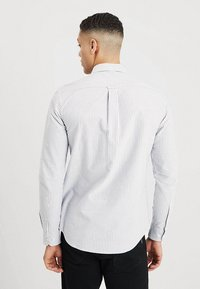 Farah - BREWER STRIPE SLIM FIT - Camicia - true navy - 2