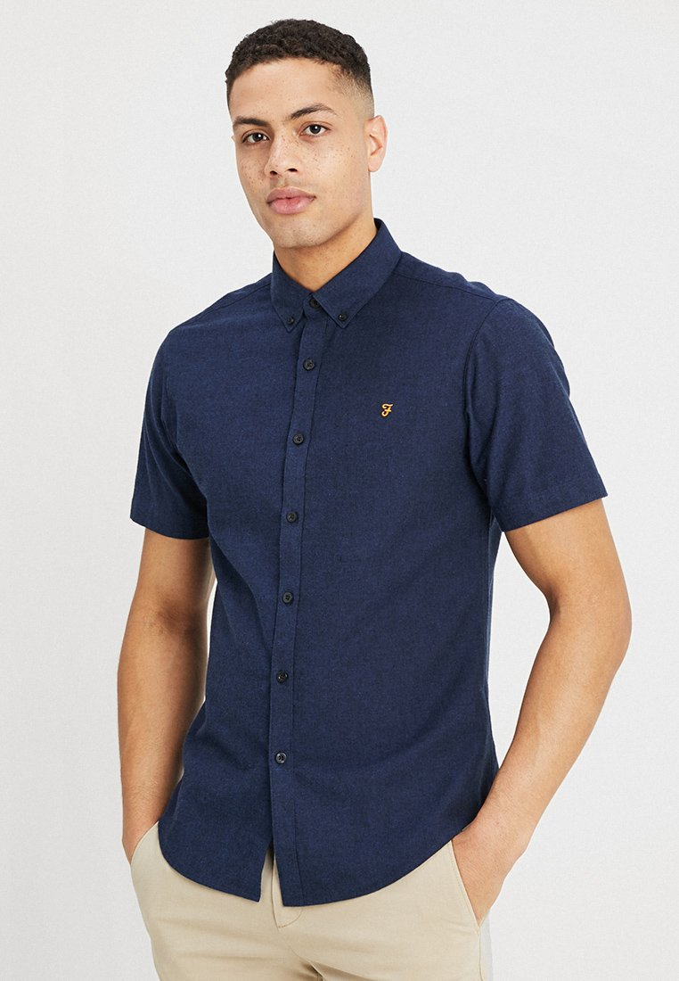 Farah - STEEN - Shirt - true blue