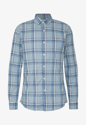 STEEN CHECK - Koszula - blue
