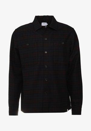 BLACKMORE CHECK - Overhemd - dark red