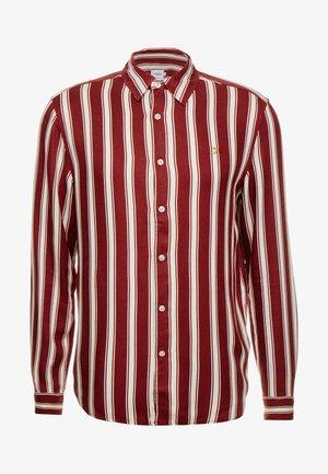 EVISON  - Košile - burnt red