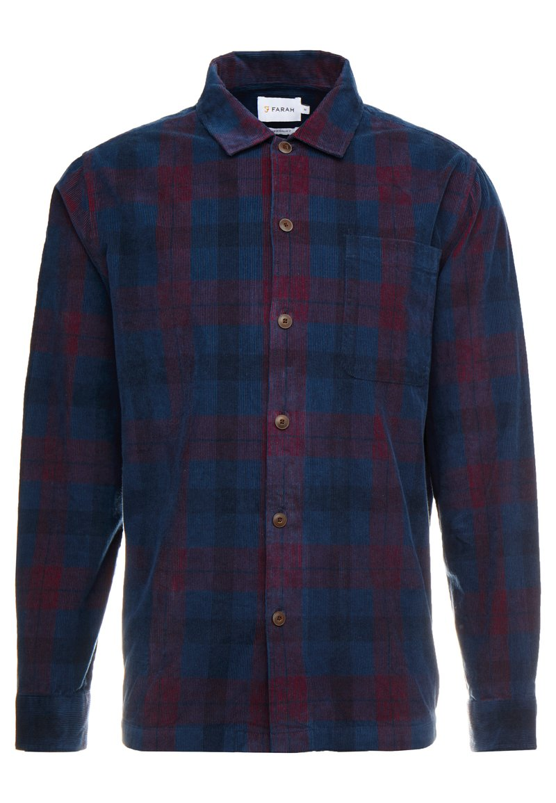 Farah - HEMMING OVER - Shirt - yale